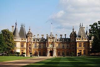 Rothschild properties in the home counties