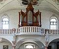 Waldkirch, Stiftskirche St. Margarethen, Orgel 1.jpg