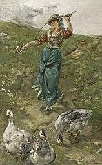 The Goose Herd