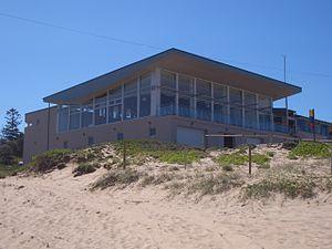 Wanda Beach - Image: Wanda Beach Gym 1
