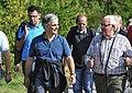 Wanderung mit Bundeskanzler Werner Faymann (6100142548).jpg