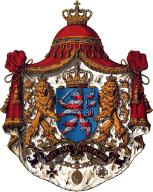 Coat of arms of Hesse