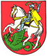 Coat of arms of Gößnitz