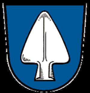 Malsch - Image: Wappen Malsch KA