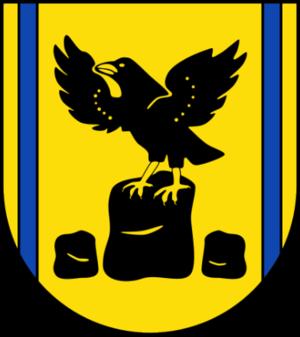 Raben Steinfeld - Image: Wappen Raben Steinfeld