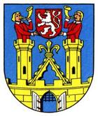 Das Wappen von Kamenz