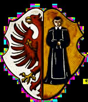 Münchsteinach - Image: Wappen von Münchsteinach