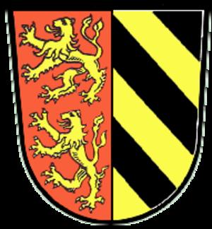 Oberasbach - Image: Wappen von Oberasbach