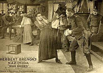 War Brides (film) - Ad for film