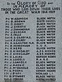 War memorial, Strathkinness - geograph.org.uk - 780087.jpg