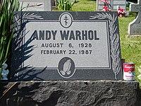 Warhol's grave.jpg