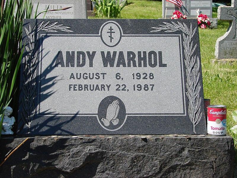 File:Warhol's grave.jpg
