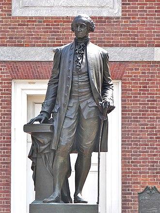 George Washington (Bailly) - Image: Washington Indy Hall