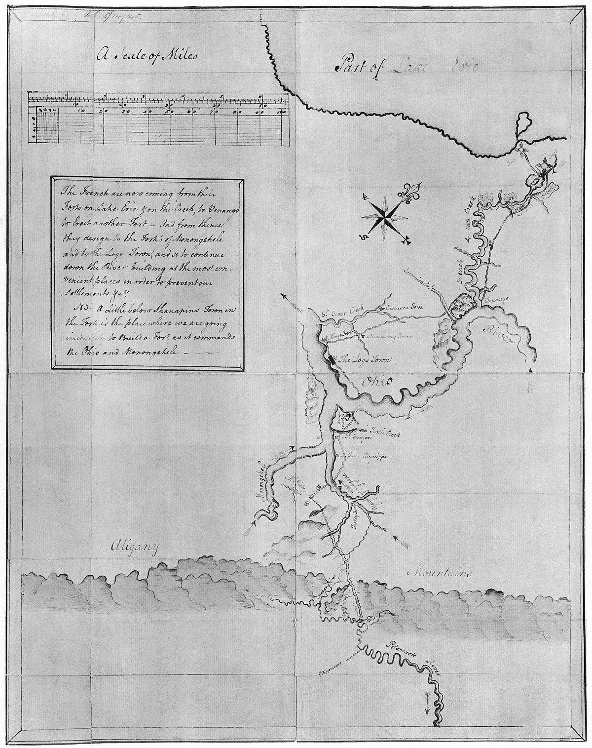 Battle of Jumonville Glen Wikipedia