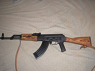 WASR-series rifles Semi-automatic rifle