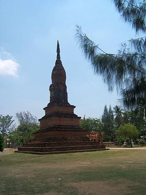 Wat Chedi Yod Thong - Wat Chedi Yod Thong