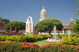 Wat Phra Si Rattana Mahathat - Wat Phra Si Rattana Mahathat