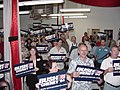 Watch party of Bush acceptance speech in 2004 (332048).jpg