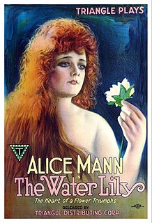 <i>The Water Lily</i> (1919 film) 1919 film by George Ridgwell