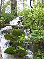 Waterfall at Plitvice Lakes, Croatia.jpg