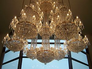 Waterford Crystal - Waterford crystal chandeliers