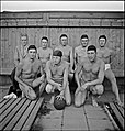 Waterpolo players in Stockholm 1948 (6253970814).jpg