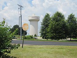 Watertower in Horn Lake