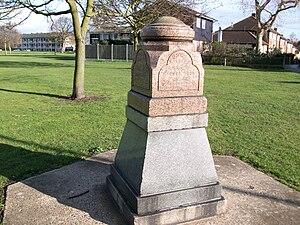 Winn's Common - The George Webb Memorial Fountain