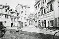 Weißer Gasse Dominikanerkloster Koblenz 1900.jpg