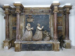 Epitaph of Dorothea Susanne von der Pfalz