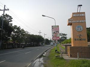 Tungkong Mangga - Welcome marker