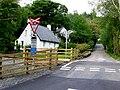Welsh Highland Railway , Nantmor - geograph.org.uk - 1423859.jpg