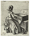 Wenceslas Hollar - Woman playing a clavichord.jpg