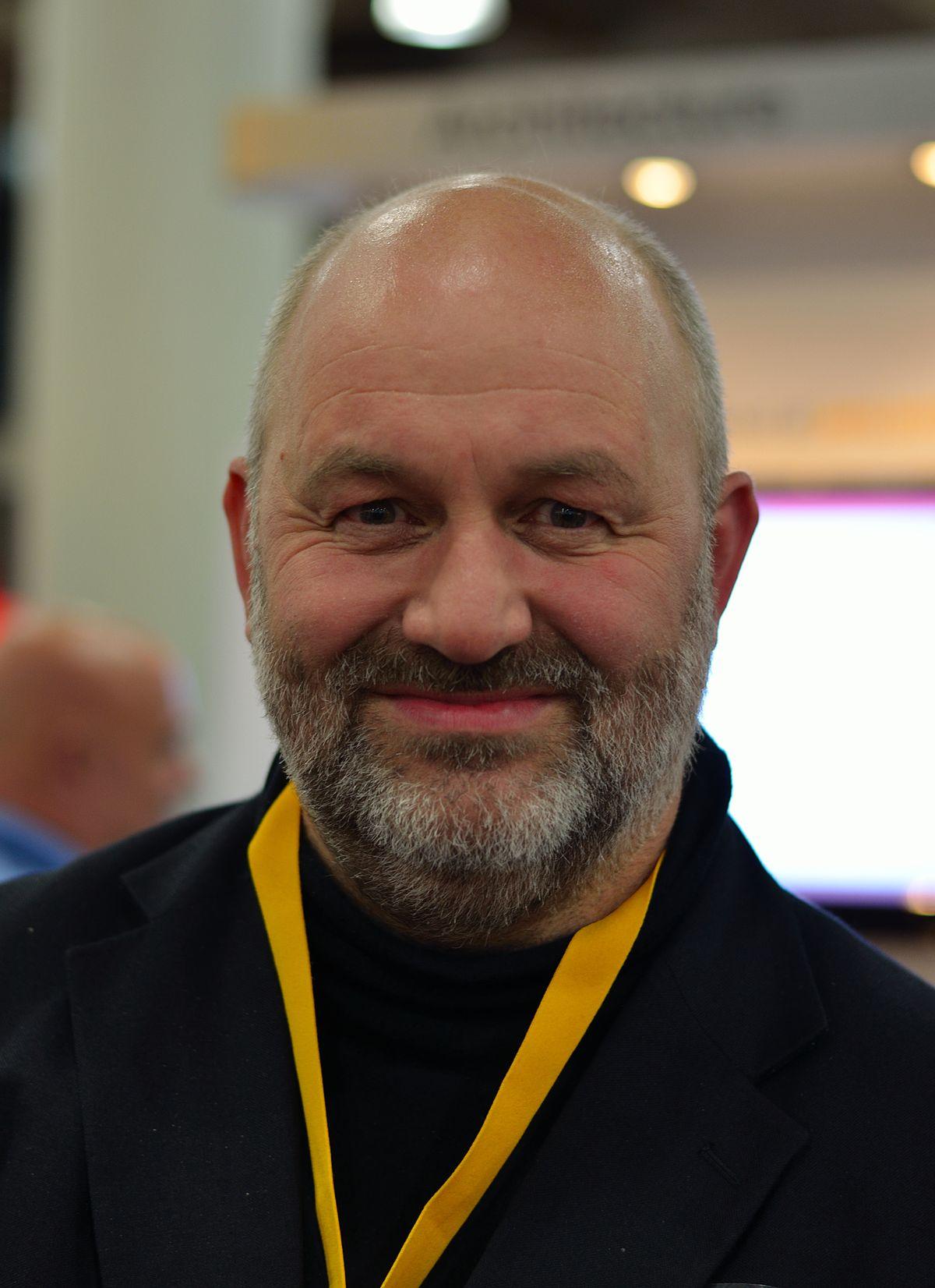 Werner Vogels Wikipedia