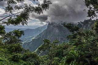 Usambara Mountains mountain range