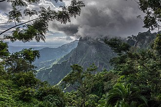 Tanga Region - The western Usambara Mountains