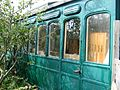 What you can do with a old railway coch make it a summer house WORTH MATRAVERS - panoramio.jpg