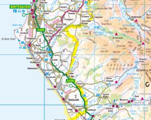 Cumbria shootings - Western Cumbria
