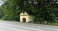 Wiśniowa - Cmentarz nr 374 - Kaplica z 2 poł. XIX w..jpg