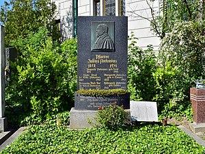 Otto Antonius - Grave on the Wiener Zentralfriedhof