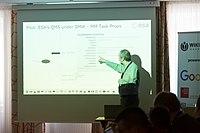 Wikimedia Hackathon Vienna 2017-05-19 Fantastic MediaWikis 007.jpg