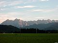 Wilder Kaiser Nordwand Abendlicht.jpg
