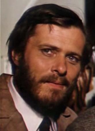 William Berger (actor) - Berger in 1967