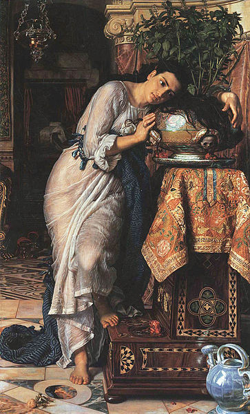 http://upload.wikimedia.org/wikipedia/commons/thumb/9/97/William_Holman_Hunt_-_Isabella_and_the_Pot_of_Basil.jpg/363px-William_Holman_Hunt_-_Isabella_and_the_Pot_of_Basil.jpg