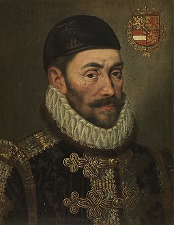 William the Silent, founder of the university, in the 16th century. William the Silent 16th century.jpg