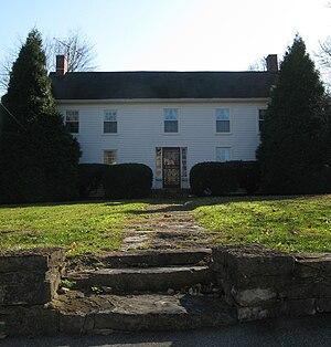 Hanover, Indiana - Williamson Dunn's residence, Hanover's first building.