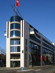 Siedziba SPD, Willy-Brandt-Haus