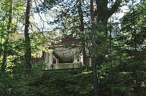 Marshall W. Jones House - Image: Winchester MA Marshall W Jones House