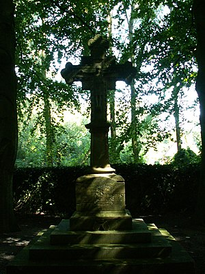 Ludwig Windthorst - Memorial at Kaldenhof