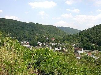 Lorch am Rhein - Wispertal